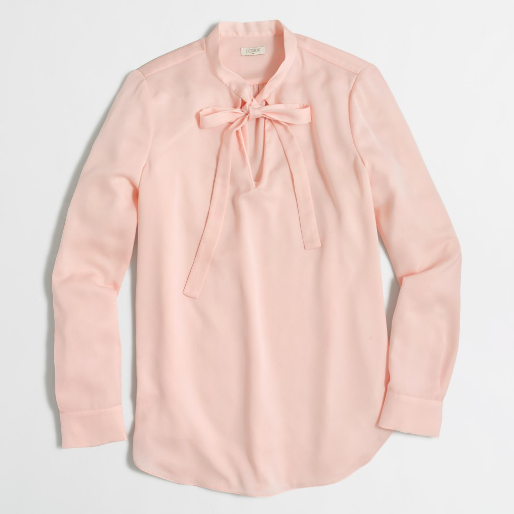 jcrew factory - rose
