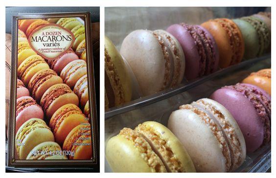 trader joes macarons