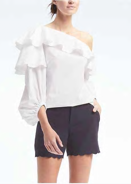 banana_one-shoulder_poplin_top_white_crop