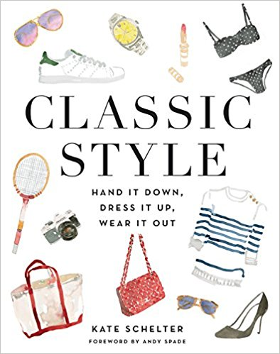 classic style coffee table book