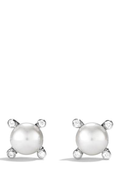 DY Pearl Earrings